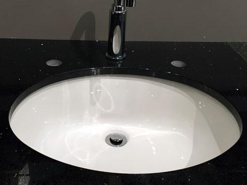 sink round